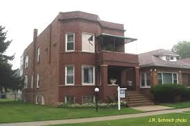 chicago history today capone home