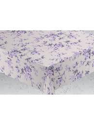 <b>Скатерть ALBA Вальс цветов</b> фиол. 140х180 см Protec Textil ...