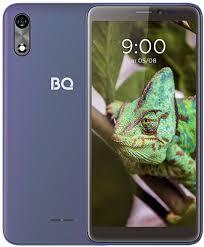 Мобильный <b>телефон BQ BQ</b>-<b>5518G</b> Jeans (синий)