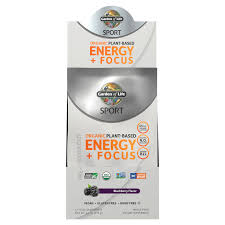 <b>Sport Organic Plant-Based Energy</b> Blackberry 12ct Tray | Garden of ...