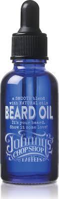 Johnny's Chop Shop <b>Beard</b> Oil <b>Beard</b> Maintenance Oil <b>масло для</b> ...