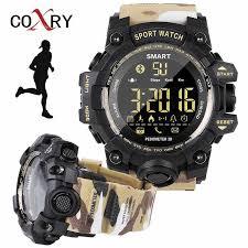 GIMTO Outdoor <b>smart watch sport watch Men</b> Running Digital Militar ...