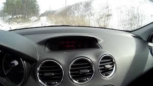 Peugeot 308 : полезные функции - YouTube