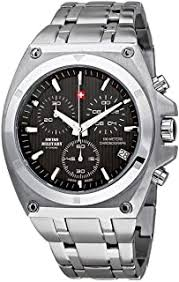<b>Swiss Military</b> Men's Watches Online