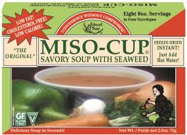 Aisle 2 – <b>Edward & Sons Miso-Cup</b> with Seaweed-2.5 oz | Takoma ...