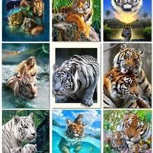 <b>3d</b> diamond painting <b>tiger</b>
