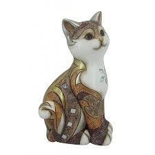 <b>Фигурка декоративная Кошка</b> L14 W9,5 H24 см/4 купить в ...