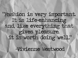 vivienne-westwood | I Love Project via Relatably.com
