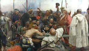 Zaporozhian Cossacks - Virtual <b>Russian</b> Museum