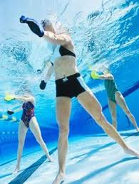 Image result for Water aerobics images