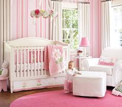 baby nursery back to girl nursery bedding pink and flowers decorations cute girly room ribbons baby girl nursery furniture