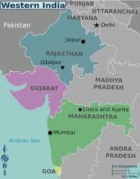 Western India