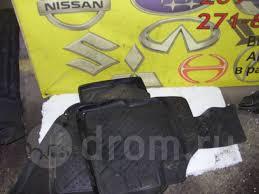 <b>Комплект резиновых ковров</b> Peugeot 207 2008 г. в - Автозапчасти ...