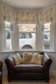 Window Dressing For Living Rooms 17 Best Ideas About Bay Window Treatments On Pinterest Bay