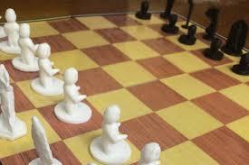 Lab uses 3-D <b>printing</b> to make historical artifact <b>chess sets</b>