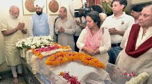 பாரதிய ஜனசங்கத்தின் முன்னாள் தலைவர் பல்ராஜ் மதோக் மரணமடைந்தார்