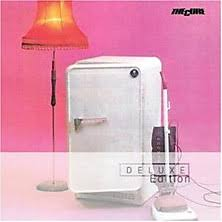 Music - Review of The Cure - Three Imaginary Boys (Deluxe ... - BBC