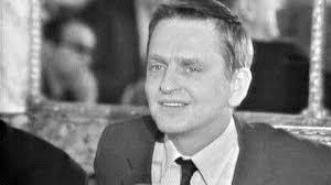 Olof <b>Palme</b> | Öppet arkiv | oppetarkiv.se