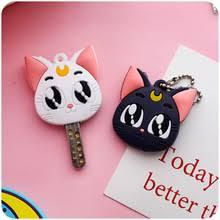 Брелок <b>Sailor Moon Luna</b> Cardcaptor Sakura Cat, чехол для ...