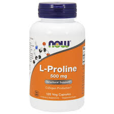 <b>L</b>-<b>Proline</b> Now <b>500</b> mg 120 vcaps | <b>L</b>-<b>Пролин</b> купить в Москве