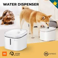 <b>Xiaomi Kitten Puppy</b> Water Dispenser | Shopee Singapore
