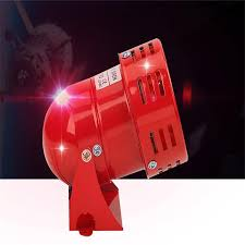 MS 190 AC 220V 110V DC <b>12V 24V</b> 110DB <b>Red Mini</b> Metal Motor ...
