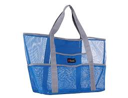 Holly LifePro Mesh Beach Bag Toy Tote Bag Large ... - Amazon.com