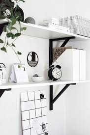 fresh clean workspace home west elm amy kim39s black and white home office astonishing home stores west elm