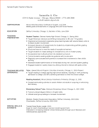 cv samples for teachers doc event planning template english teacher resume doc by twj1io