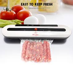 Household <b>Vacuum Food Sealer</b> For Kitchen Food Fresh Long ...