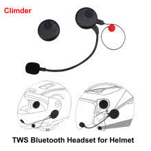 Climder <b>M8</b> TWS <b>Bluetooth Headset</b> for Motorcycle Bicycle Sking ...