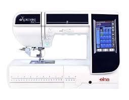 <b>Швейно</b>-<b>вышивальная машинка Elna</b> Expressive <b>860</b>