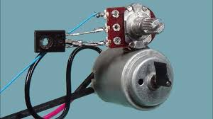 How to make 12 volt <b>DC Motor Speed Controller</b> simple diy - YouTube