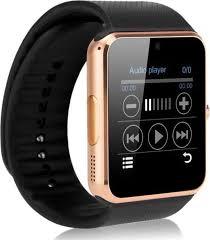 <b>Умные часы ZDK GT08</b> Gold (Android, IOS, Динамик, Микрофон ...