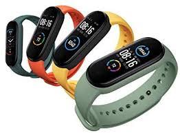 Xiaomi Mi Band 5 Smart Wristband 1.1 inch Color ... - Amazon.com