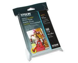 <b>Фотобумага EPSON Value Glossy</b> Photo Paper 10x15cm, 50 листов