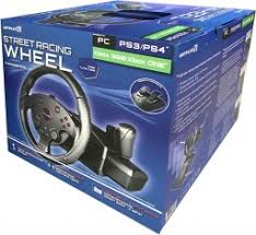 <b>Руль Artplays Street Racing</b> Wheel Turbo C900 для РС/PS4/PS3 ...