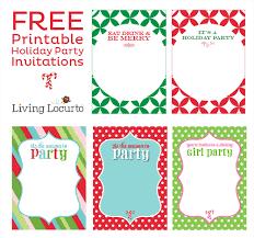 christmas party invitation templates printable laveyla com christmas party template invitations christmas party