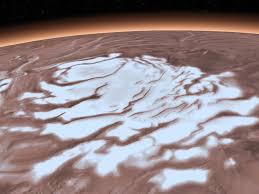 Local <b>Heat</b> Source Needed to Form <b>Liquid</b> Water Lake on Mars - Eos