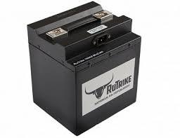 <b>Литиевый</b> тяговый <b>аккумулятор RuTrike</b> (18650 MnCoNi) 48V 24 ...
