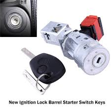 CARPRIE Ignition Switch 1Pcs New Ignition Lock Barrel Starter ...
