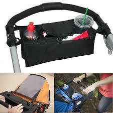 <b>Baby Pram Stroller</b> Pushchair Safe Console Tray Cup Holder ...