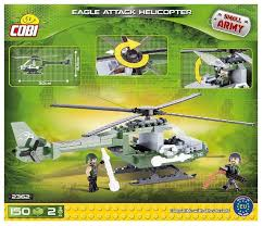 Купить <b>Конструктор Cobi Small Army</b> 2362 Атакующий вертолет ...