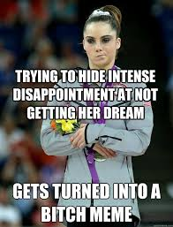 mckayla unhappy memes | quickmeme via Relatably.com