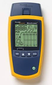 Fluke Networks <b>MicroScanner2</b> - <b>кабельный тестер</b> цена, купить в ...