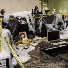 set the graveyard scene desk decorating halloween edition charming desk decorating ideas work halloween