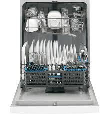Silverware Dishwasher Gear Dishwasher With Front Controls Gdf520psdss Ge Appliances