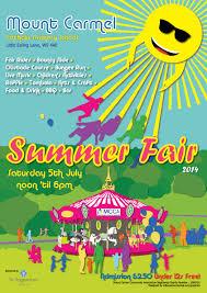 graphic design willpower universal summer fair poster