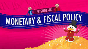 monetary and fiscal policy crash course government and politics monetary and fiscal policy crash course government and politics 48