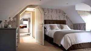 attic bedroom west
